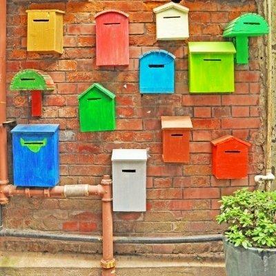 Briefkasten bauen