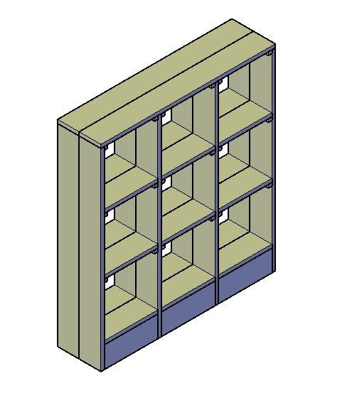 Fächerregal selbst bauen