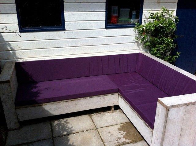 Lounge-Sofa bauen
