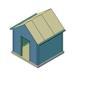 Scheune bauen