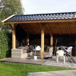 Terrassenüberdachung: Für den Garten oder für die Terrasse die Überdachung selber bauen – Bequemes Loungen für wenig Geld