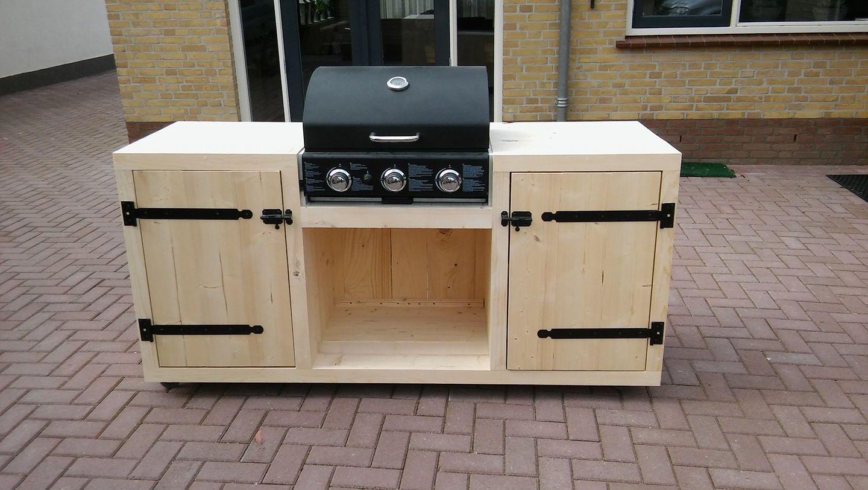 aussenküche selber bauen